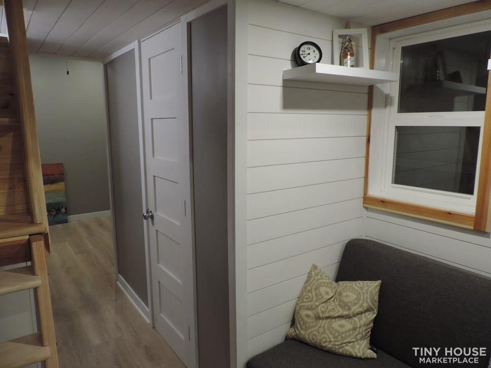"""""""The Endeavor"""" By Aspire Tiny Homes - Room for 6 to Relax and Sleep  - Slide 23"""