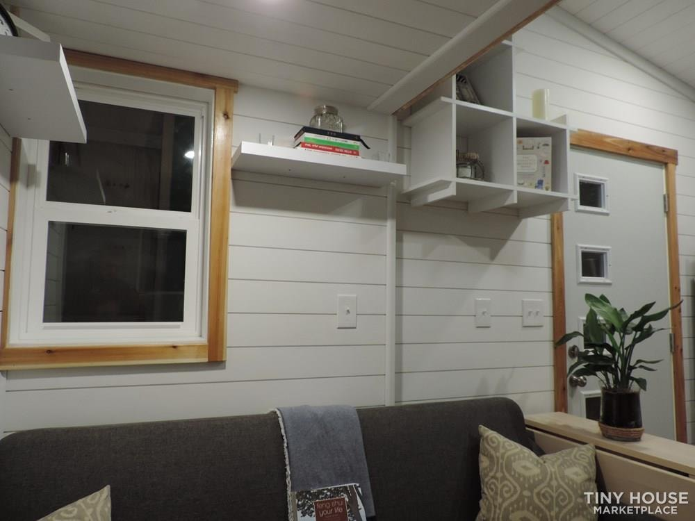 """""""The Endeavor"""" By Aspire Tiny Homes - Room for 6 to Relax and Sleep  - Slide 24"""