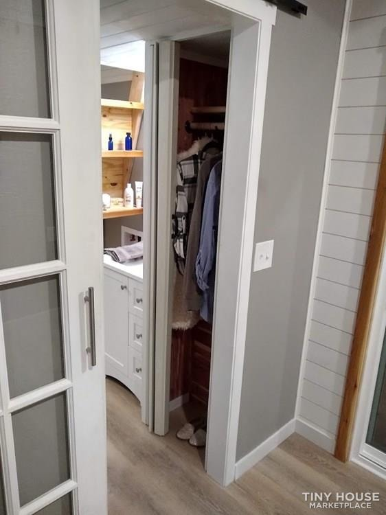 """""""The Endeavor"""" By Aspire Tiny Homes - Room for 6 to Relax and Sleep  - Slide 34"""