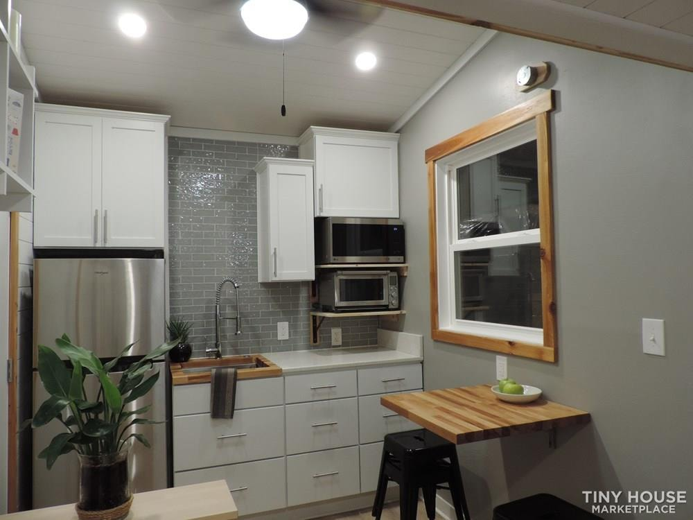"""""""The Endeavor"""" By Aspire Tiny Homes - Room for 6 to Relax and Sleep  - Slide 2"""