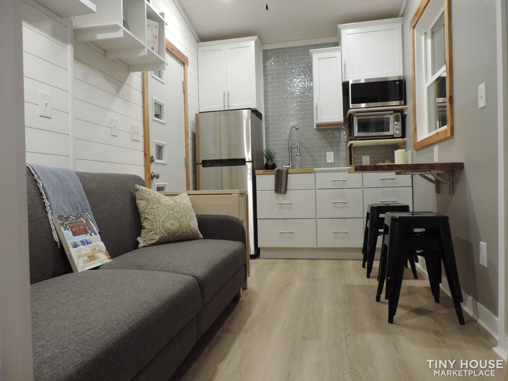 """""""The Endeavor"""" By Aspire Tiny Homes - Room for 6 to Relax and Sleep  - Slide 3"""