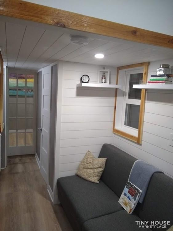 """""""The Endeavor"""" By Aspire Tiny Homes - Room for 6 to Relax and Sleep  - Slide 20"""