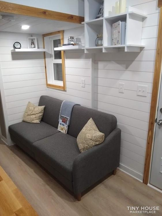 """""""The Endeavor"""" By Aspire Tiny Homes - Room for 6 to Relax and Sleep  - Slide 21"""
