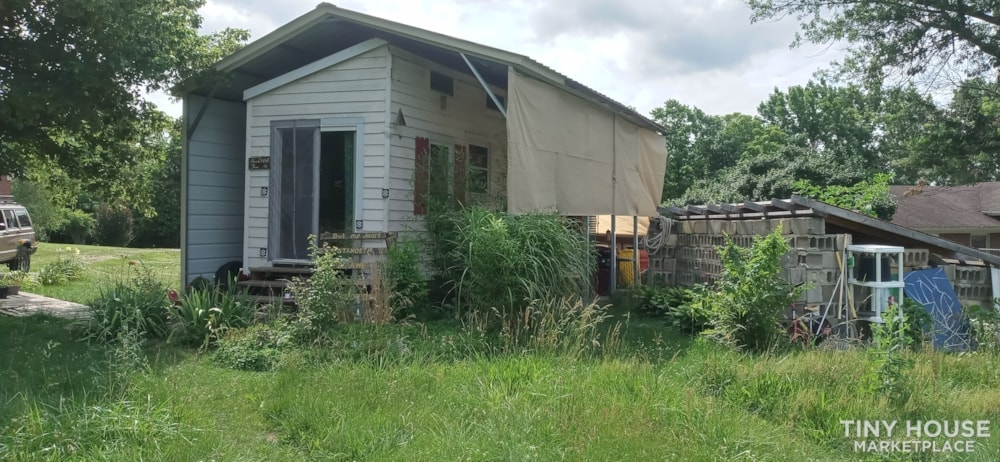 Established Tiny House on Perfect Country Lot in Lawrenceburg, KY - Slide 1
