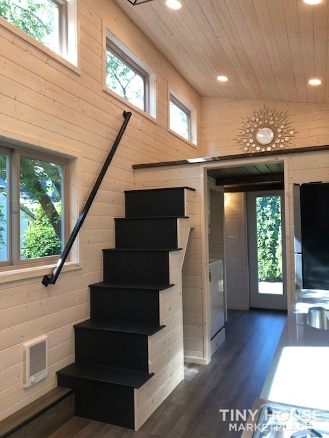 Exceptional Modern Tiny Home Ready for You! - Slide 5