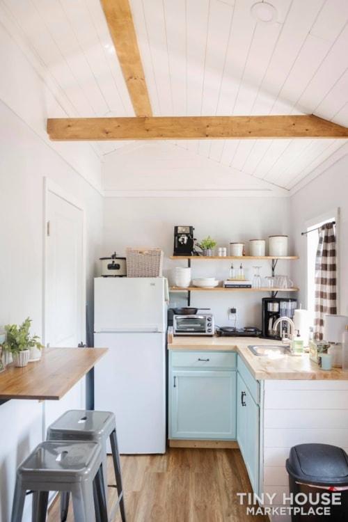 Farmhouse Tiny House
