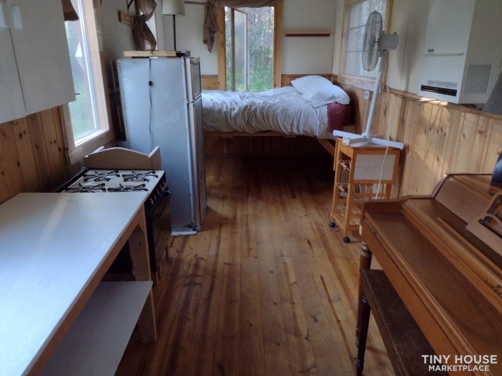 For Sale: Rustic Tiny House On Wheels - $9,500 O.B.O. - Slide 2
