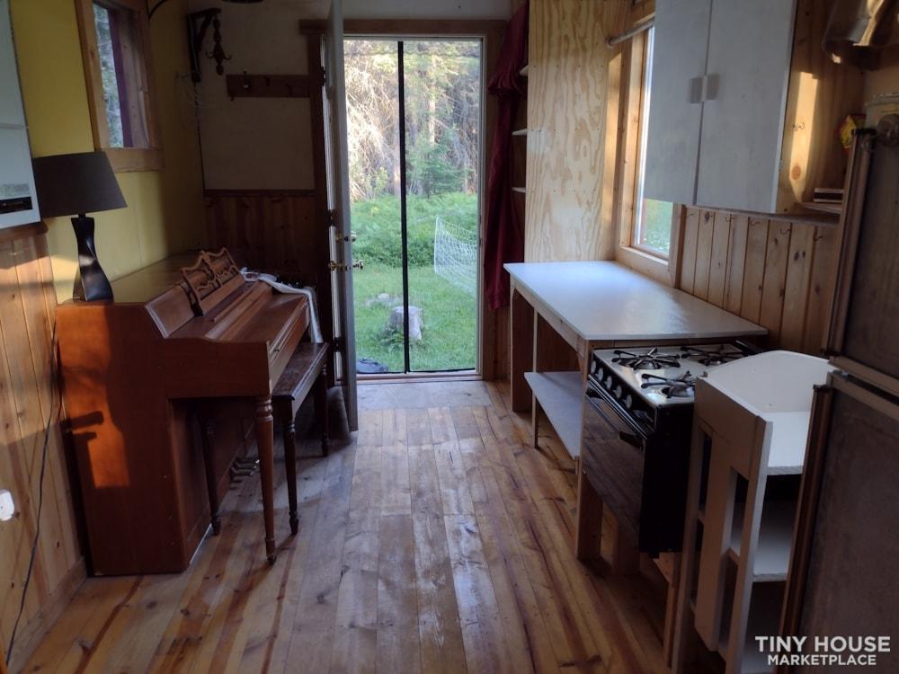 For Sale: Rustic Tiny House On Wheels - $9,500 O.B.O. - Slide 8