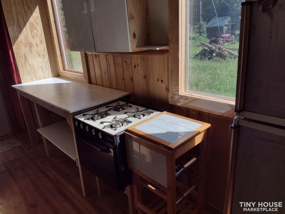 For Sale: Rustic Tiny House On Wheels - $9,500 O.B.O. - Slide 4
