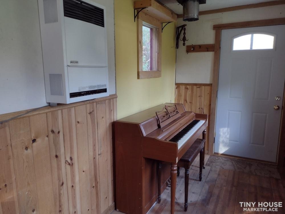 For Sale: Rustic Tiny House On Wheels - $9,500 O.B.O. - Slide 5
