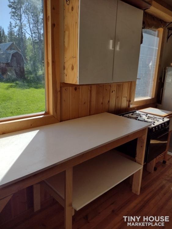 For Sale: Rustic Tiny House On Wheels - $9,500 O.B.O. - Slide 3