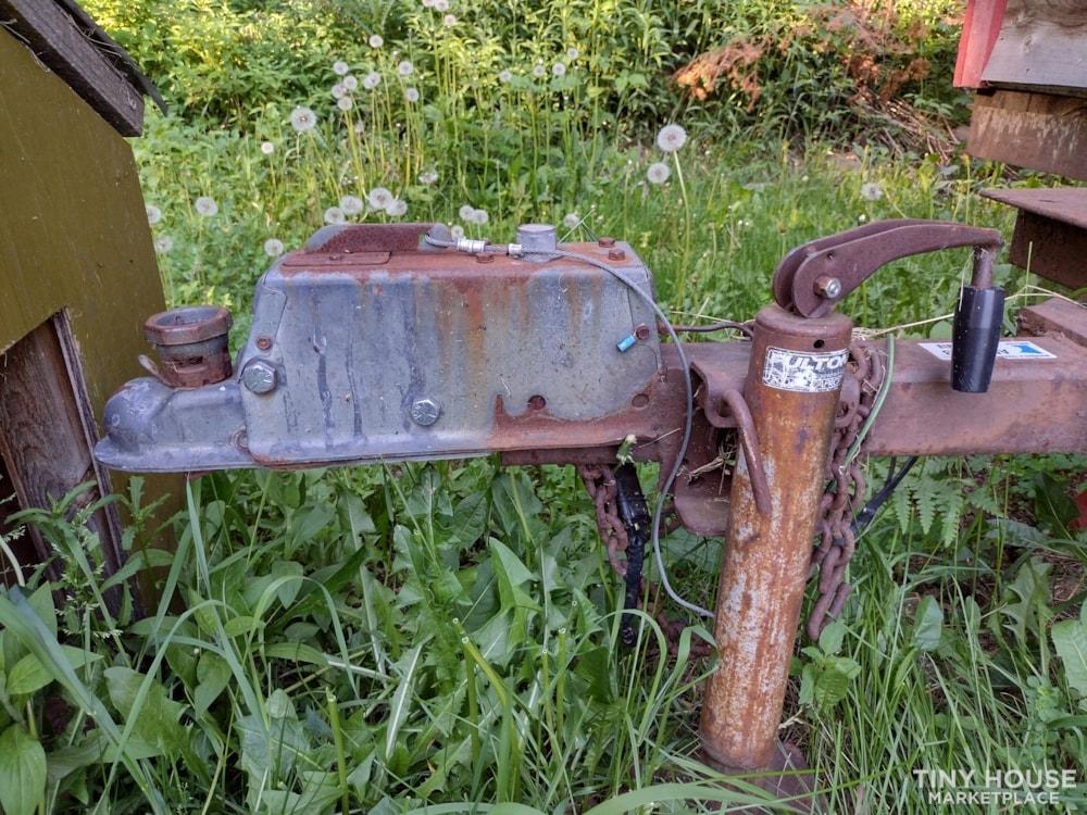For Sale: Rustic Tiny House On Wheels - $9,500 O.B.O. - Slide 7