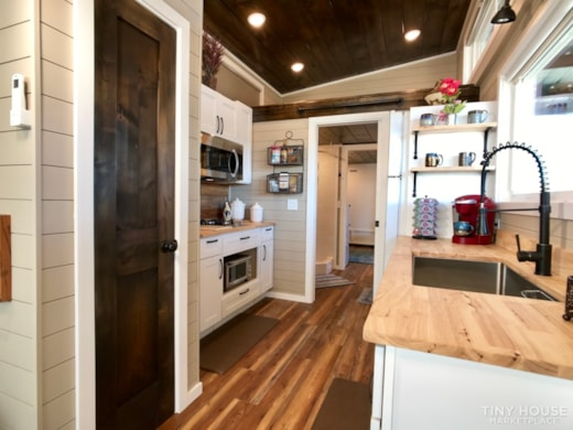 GORGEOUS 10' WIDE TINY HOUSE ON WHEELS THAT WILL WOW YOU!