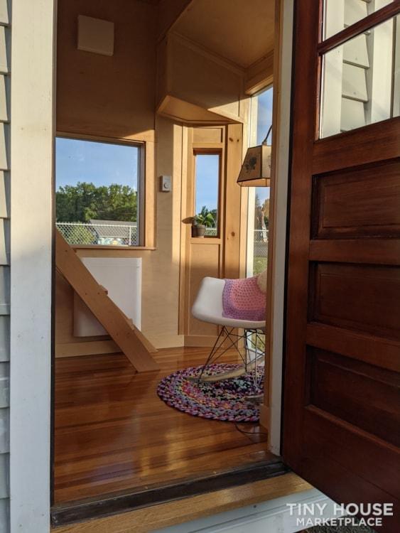 Gorgeous Brand New 20' New England Modern Tiny House - Slide 6