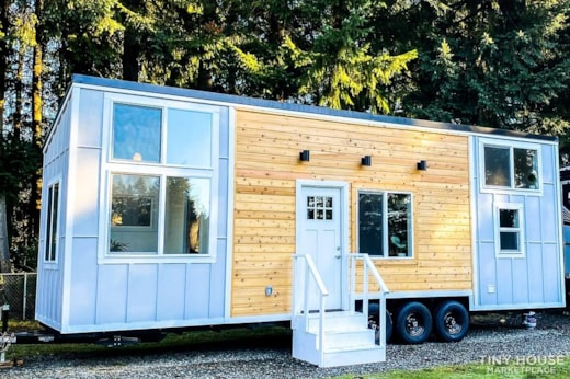 "my tiny heaven ""SAPPHIRE"" - High Quality TINY HOME, build to last a life-time"