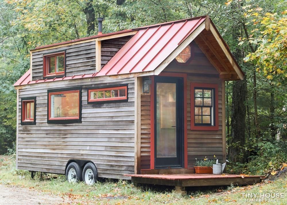 Humble House | Rustic 20ft Tiny Home! - Slide 1