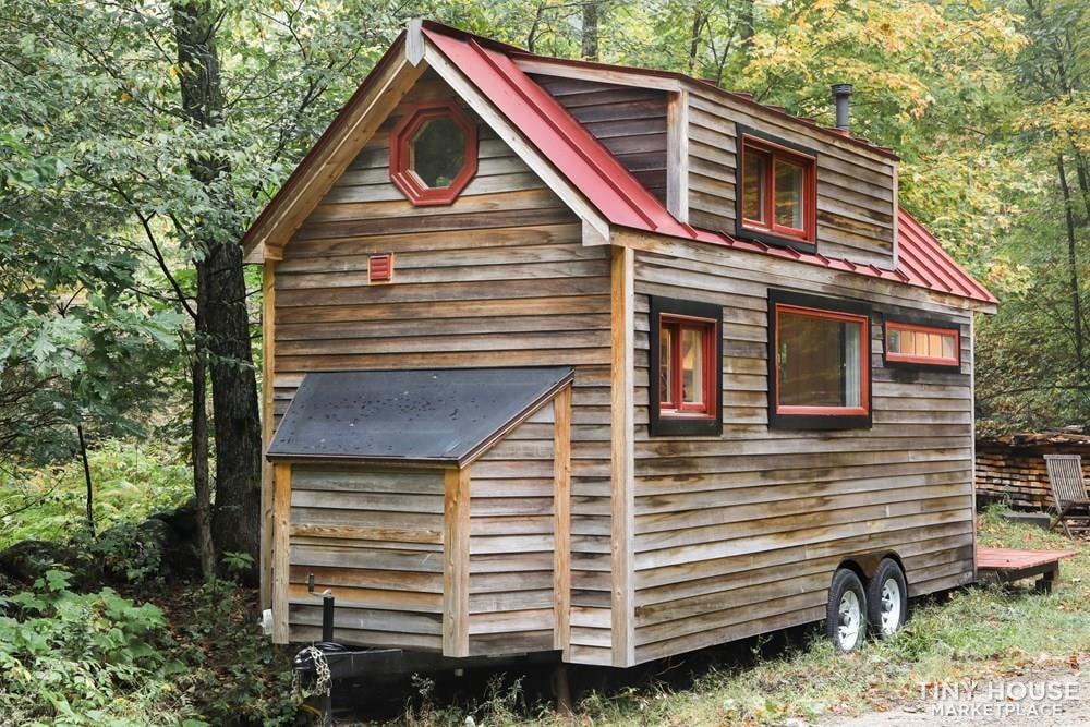 Humble House | Rustic 20ft Tiny Home! - Slide 2