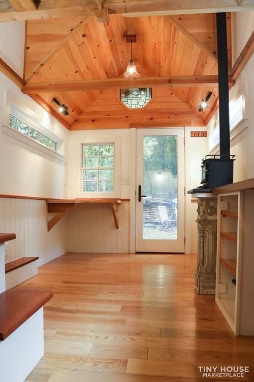 Humble House | Rustic 20ft Tiny Home! - Slide 3