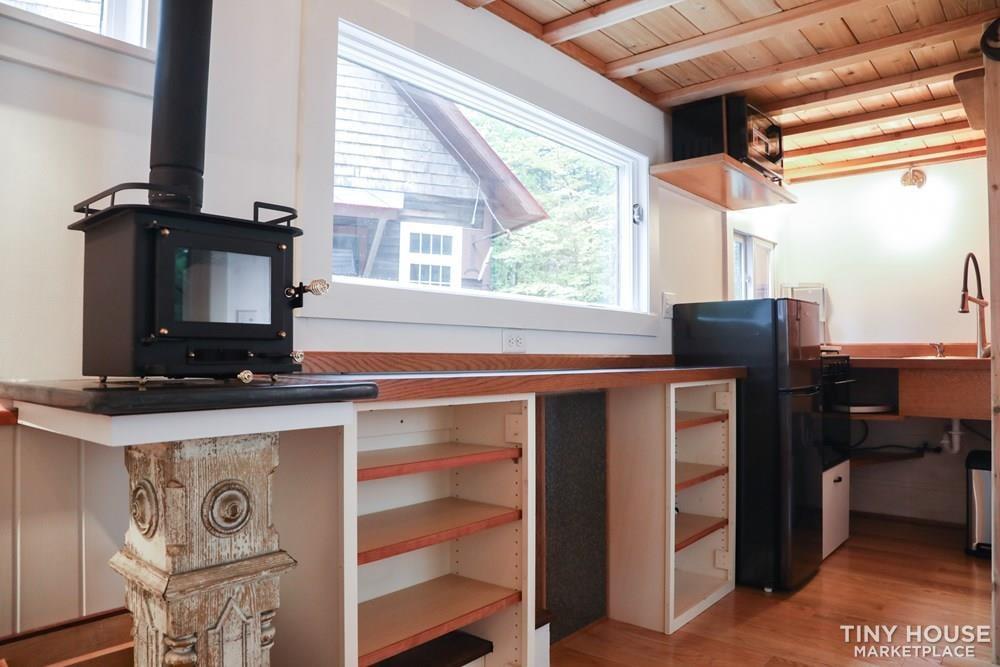 Humble House | Rustic 20ft Tiny Home! - Slide 5