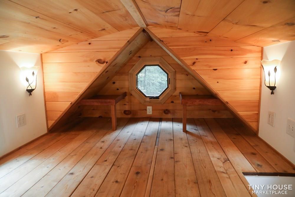 Humble House | Rustic 20ft Tiny Home! - Slide 9