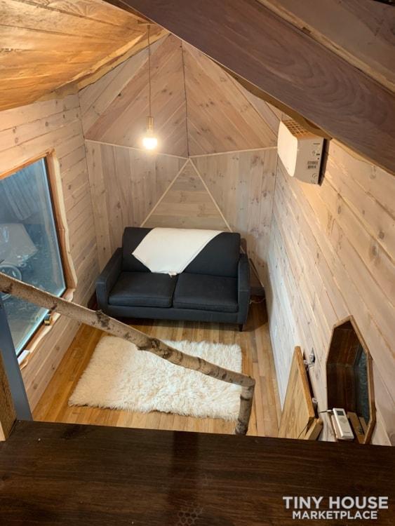 Icosahedron Tiny House - Slide 10