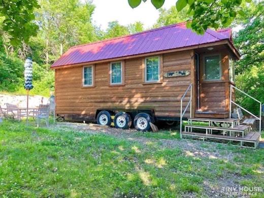 Lake Cabin Tiny House