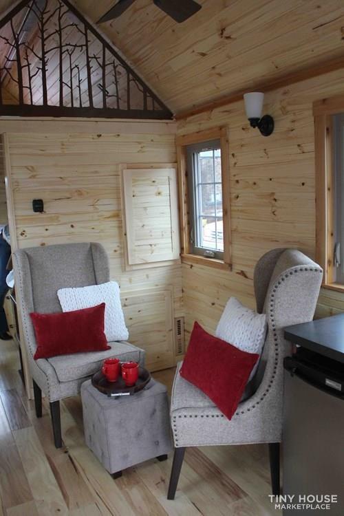 Lake Cabin Tiny House - Slide 24