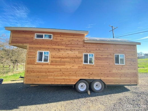 Livable, Moveable & Affordable Tiny Homes - Delivery & Financing Available