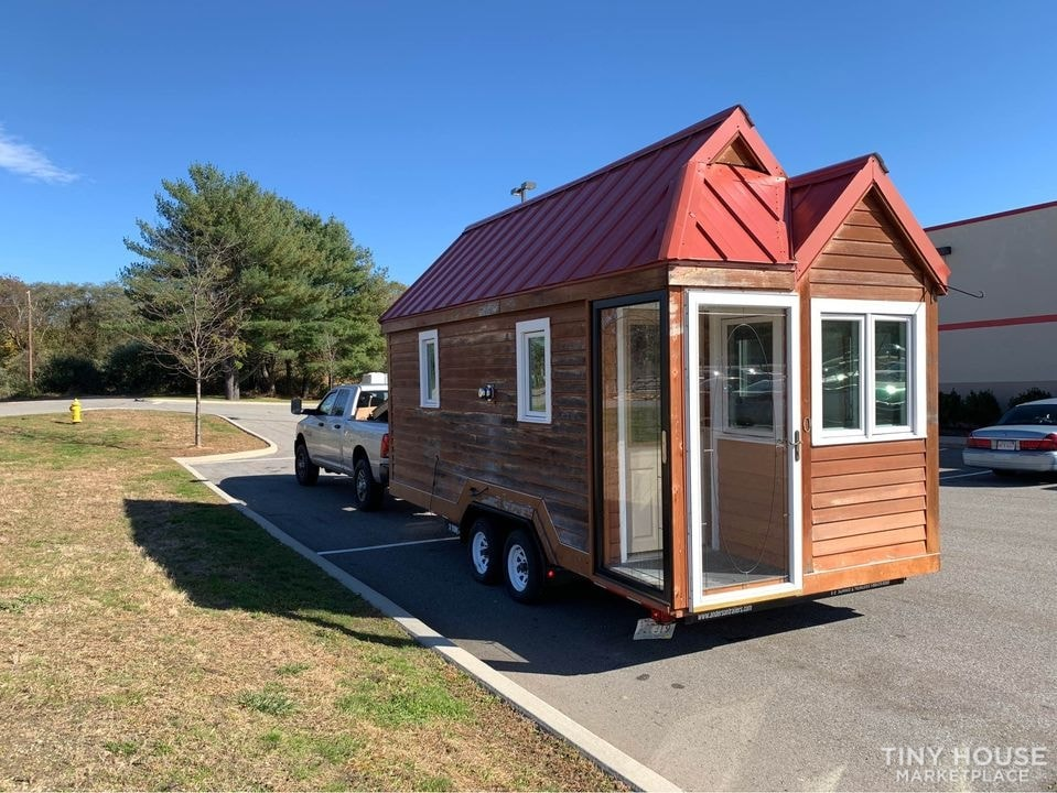Lovingly Maintained Fencl Tiny House - Slide 2