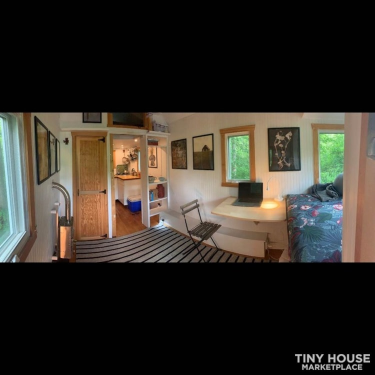 Lovingly Maintained Fencl Tiny House - Slide 3