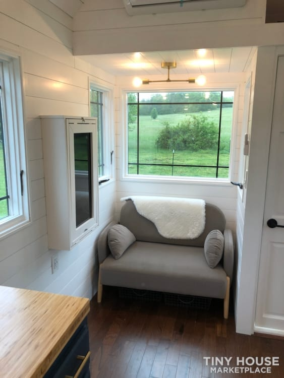 Custom Built Luxury 18' Tiny Home - Slide 3