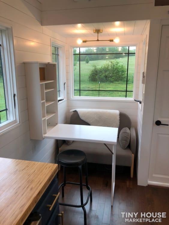 Custom Built Luxury 18' Tiny Home - Slide 4