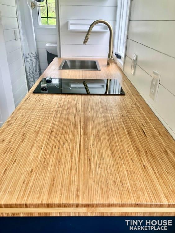 Custom Built Luxury 18' Tiny Home - Slide 9