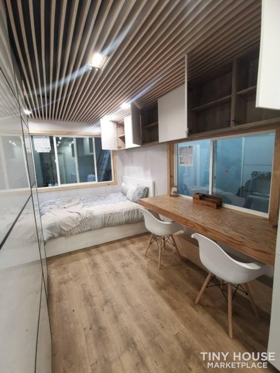 "Luxury Modern Tiny House On Wheels 24x8'6"" - Slide 8"