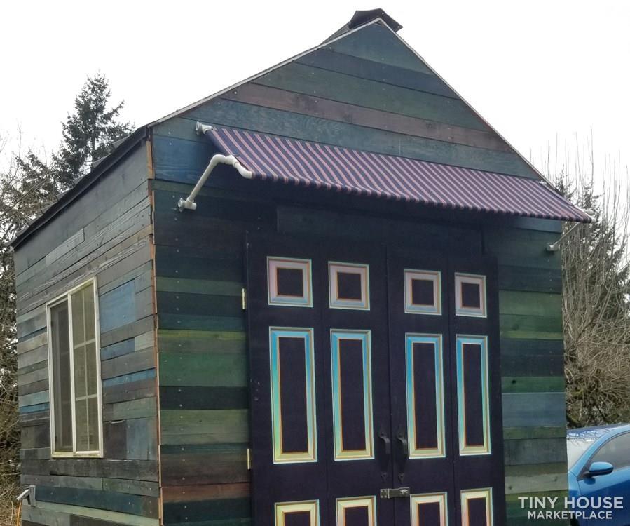 Magical TINY Tiny House on Wheels! - Slide 1