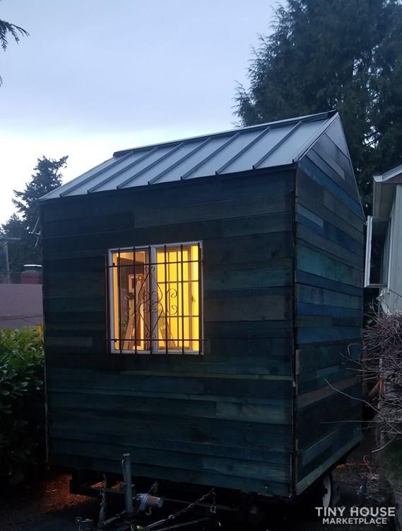 Magical TINY Tiny House on Wheels! - Slide 4