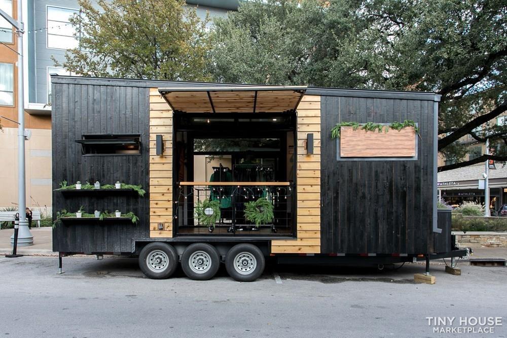 Mobile Store Tiny House - Slide 5