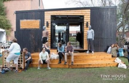 Mobile Store Tiny House - Slide 7