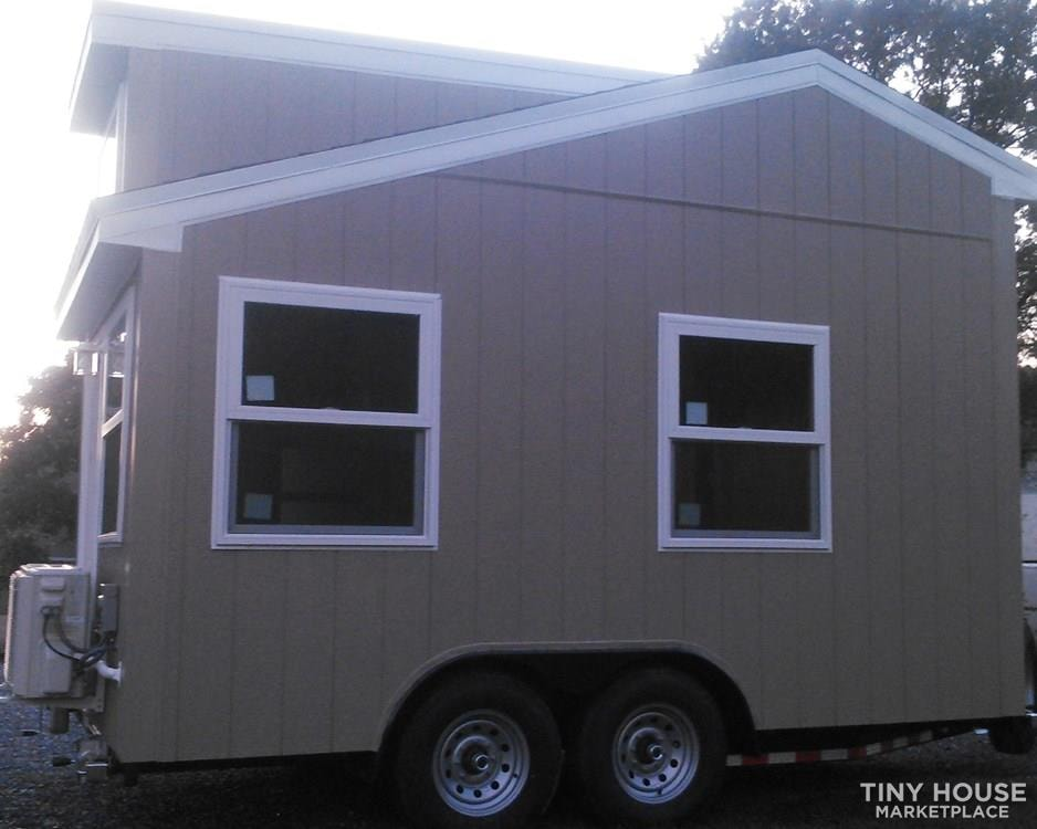 New 14 foot tiny home on wheels  - Slide 1