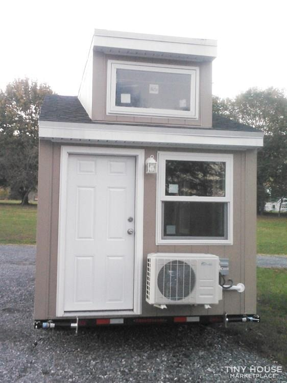 New 14 foot tiny home on wheels  - Slide 2