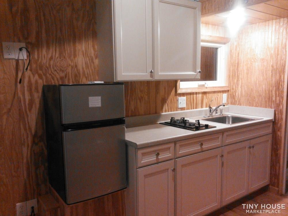 New 14 foot tiny home on wheels  - Slide 9