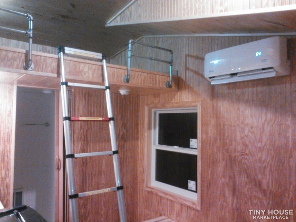 New 14 foot tiny home on wheels  - Slide 10