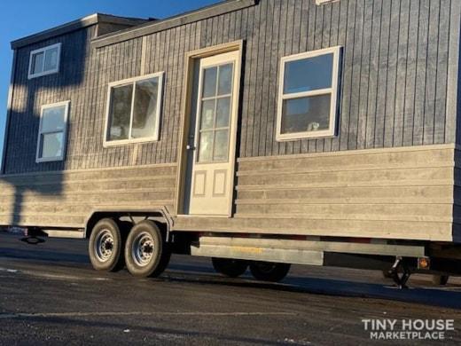 New 2021 27 foot Tiny House on Wheels 2 Lofts