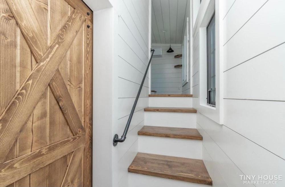 Custom Luxury Modern FarmHouse Tiny House (Built To Order & Customizable) - Slide 7