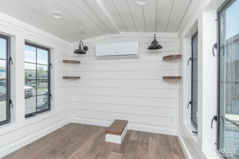 Custom Luxury Modern FarmHouse Tiny House (Built To Order & Customizable) - Slide 30