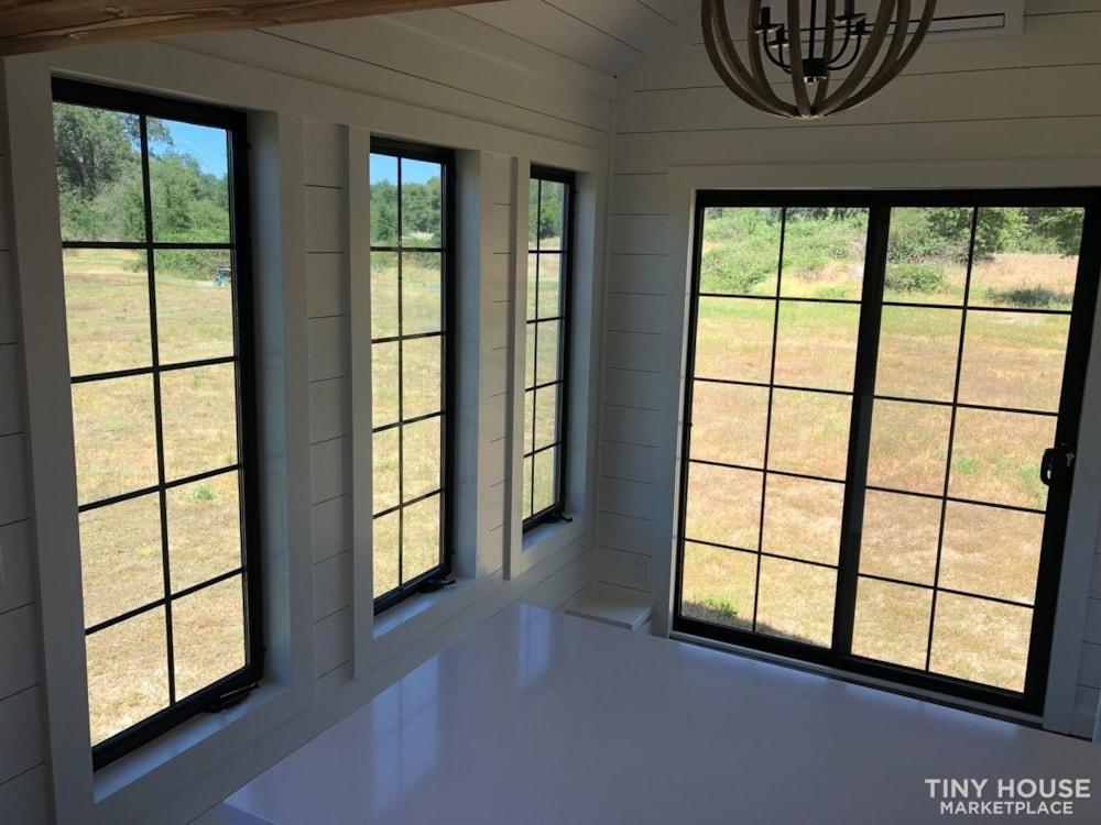 Custom Luxury Modern FarmHouse Tiny House (Built To Order & Customizable) - Slide 35
