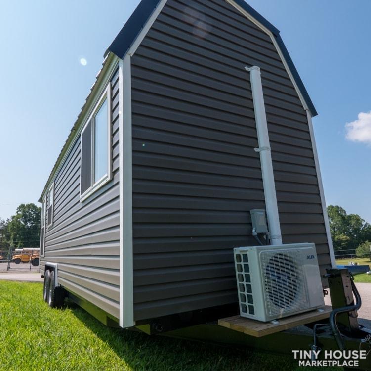 (SOLD!) New 24' Tiny House KVEC Lee Co. ATC - Slide 31