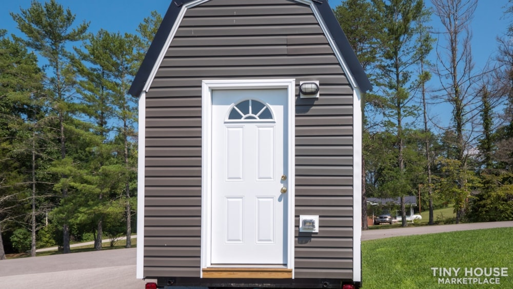 (SOLD!) New 24' Tiny House KVEC Lee Co. ATC - Slide 32