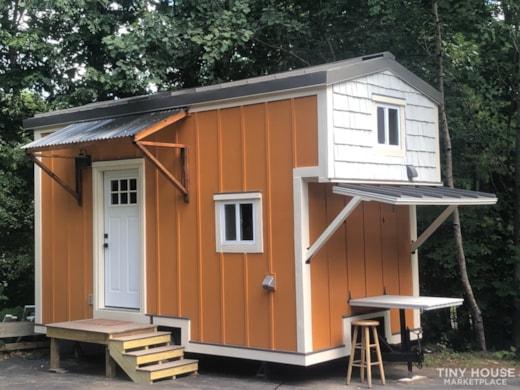 New Custom Tiny House on Trailer