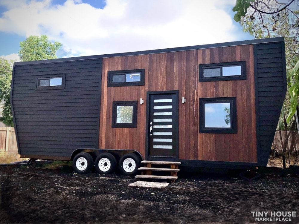 New World Custom Tiny Home Luxury - Slide 1